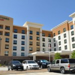 A night at Courtyard by Marriott in Grapevine Texas