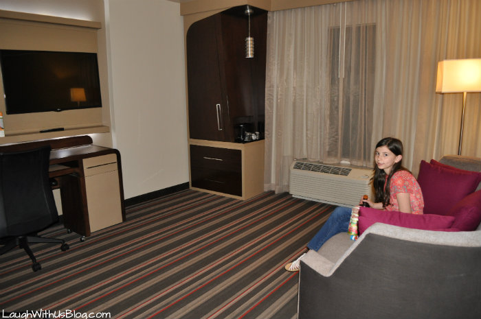 Courtyard by Marriott room in Grapevine