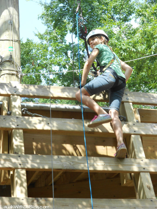 Trinity Forest Adventure Park Dallas Tx Laugh With Us Blog