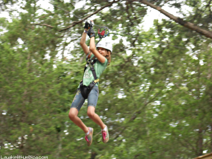 Trinity Forest Adventure Park zip line #ad