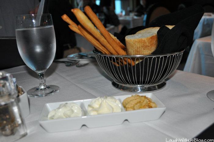 Celebrity Millennium Metropolitan Bread and Butter