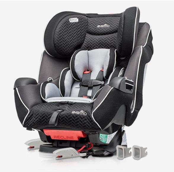 evenflo symphony lx car seat. Black Bedroom Furniture Sets. Home Design Ideas