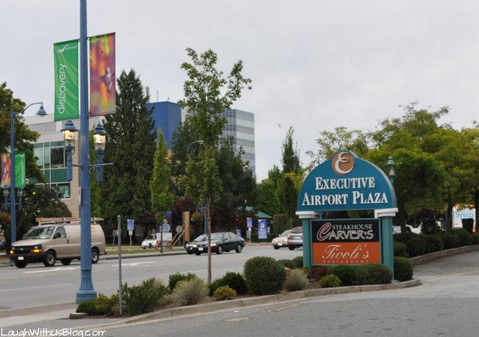 Executive Airport Plaza Vancouver Canada
