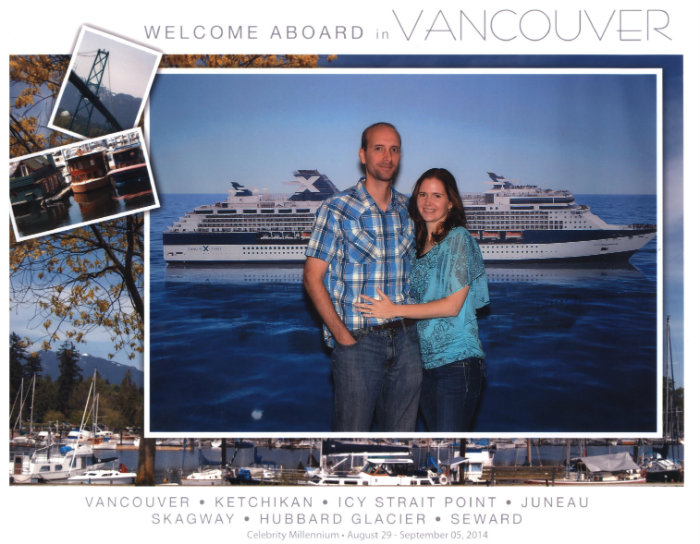 Welcome aboard cruise photo