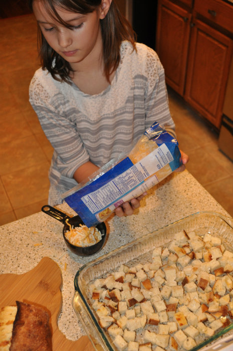 Eggland's Best Kid Approved Casserole #ad
