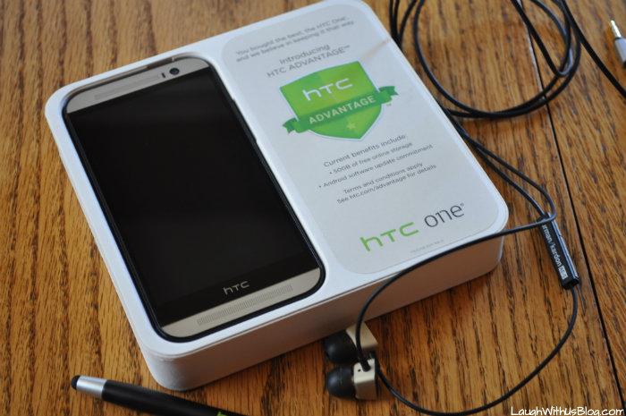 HTC One® M8 HarmanKardon #SprintMom #sponsored