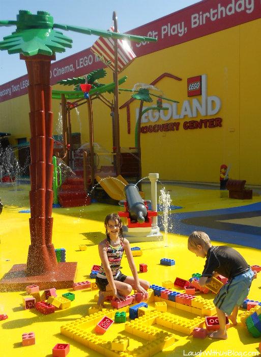 Legoland Discovery Center Pirate Beach