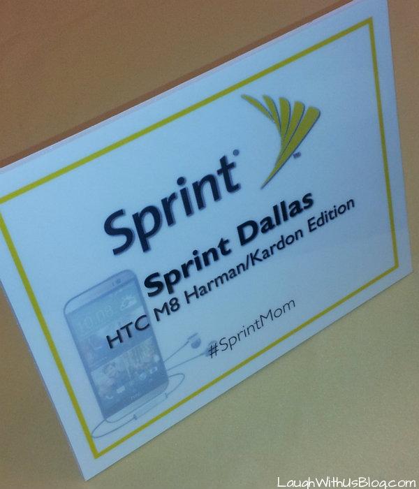 Sprint Dallas #SprintMom #sponsored