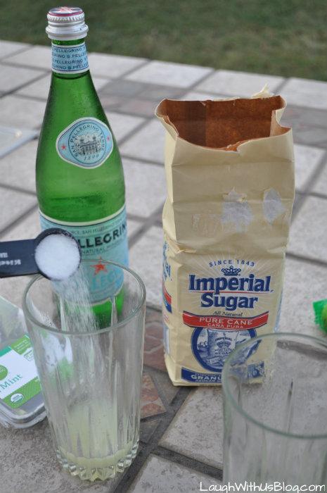 Virgin Mojito with Imperial Sugar