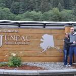 Juneau City & Mendenhall Glacier Excursion #AlaskaTravel