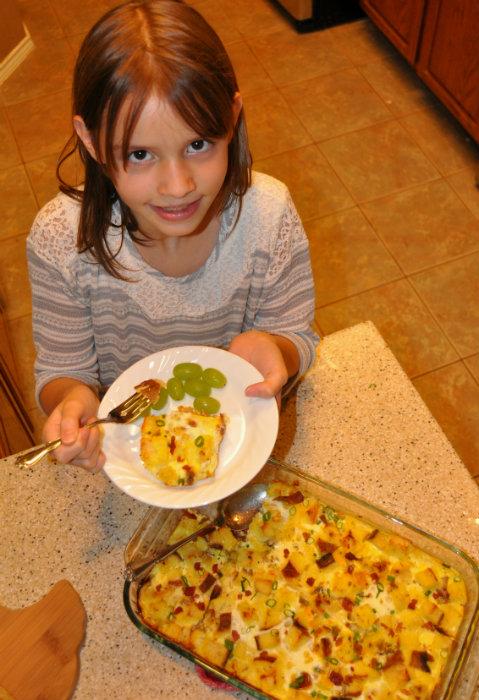 Yummy Eggland's Best Egg Casserole #ad