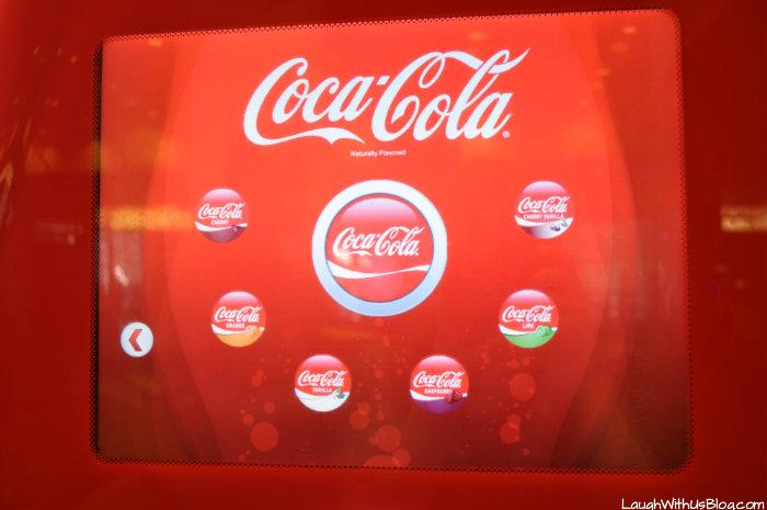 Coca-Cola Choices #AMCandCocaColaFreestyle #ad