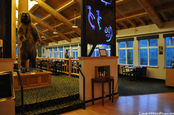 Grande Denali Lodge Alpenglow Restaurant