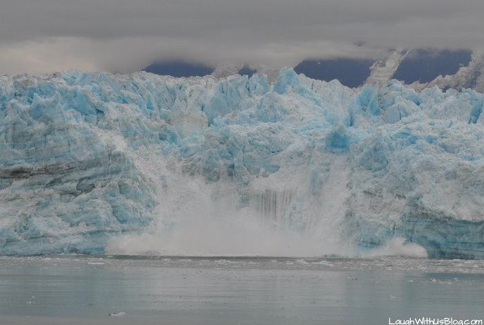 Hubbard Glacier Ice Capping