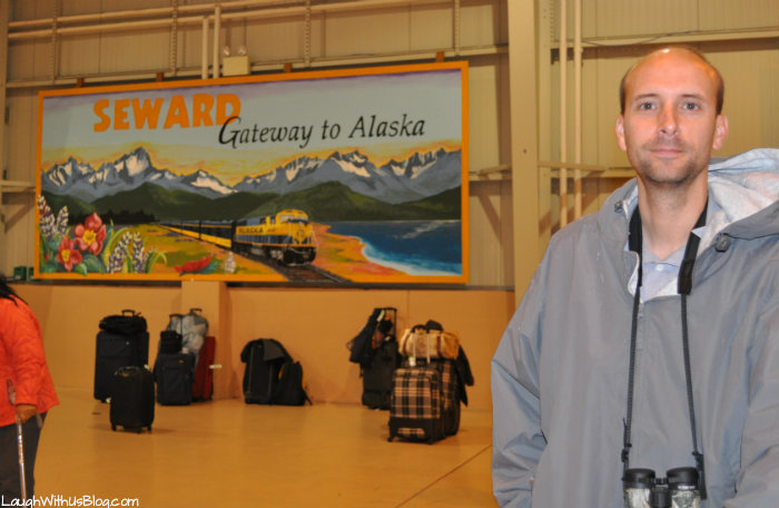 Seward Alaska port
