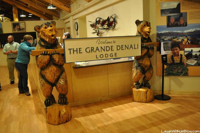 The Grande Denali Lodge