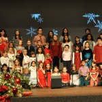 Homeschool Christmas Program 2014
