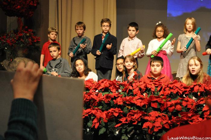 Homeschool Enrichment Christmas Program 2014