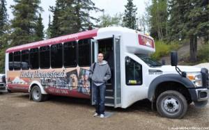 Husky Homestead Tour Denali, Alaska