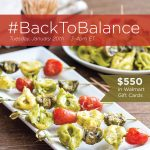 Join me for the #BackToBalance Twitter Party