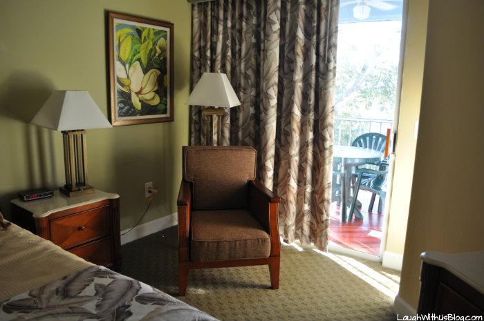 Cypress Point Resort Florida Master bedroom patio