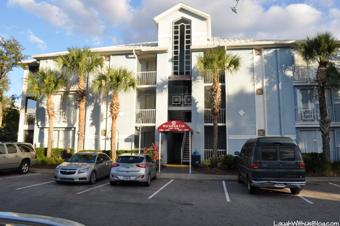 Cypress Pointe Resort building