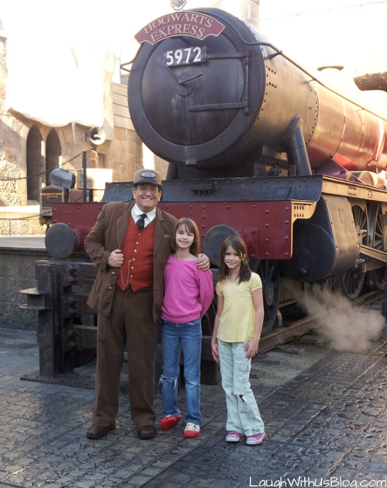 Hogwarts Express Islands of Adventure