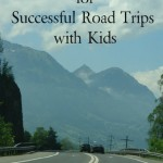 5 Must Haves for Successful Road Trips with Kids