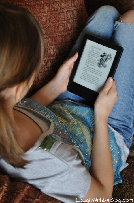 Love Reading #KindleforKids #CleverGirls