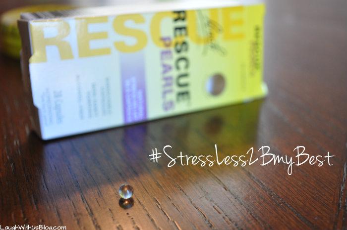 #StressLess2BmyBest Natural Stress Relief #CG #ad