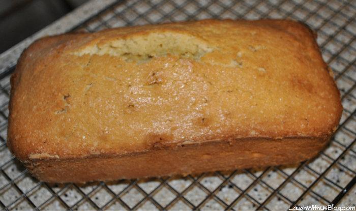 Homemade Pound Cake Recipe
