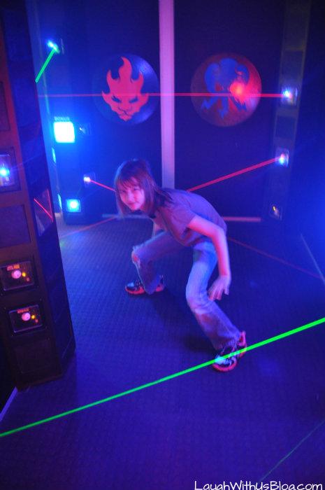 Ninjango Laser Maze LegoLand Discovery #ad