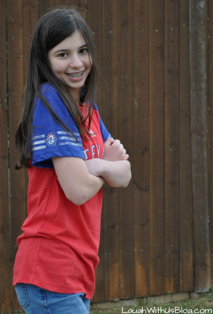 Texas Ranger Gear Teen Girl #MLBFanatics #ad