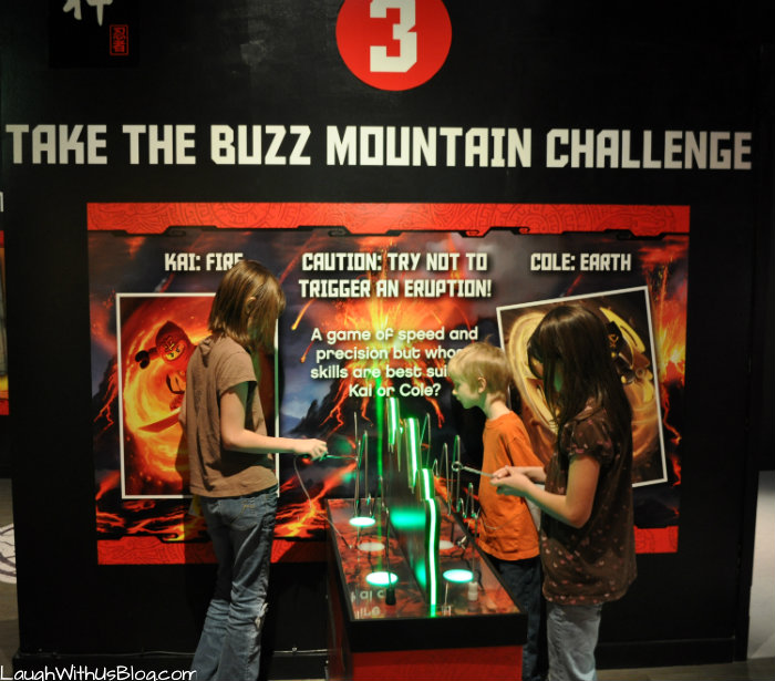 The Buzz Mountain Challenge Ninjango Legoland Discovery #ad
