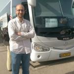 Arriving in Israel