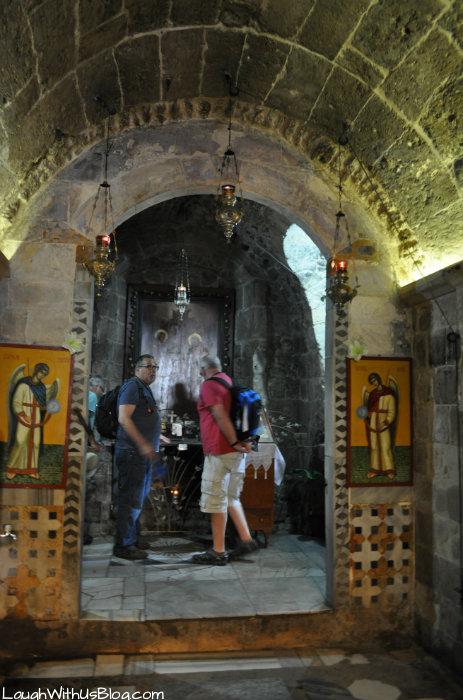 Church of the Annunciation Spring Nazereth #IsramIsrael