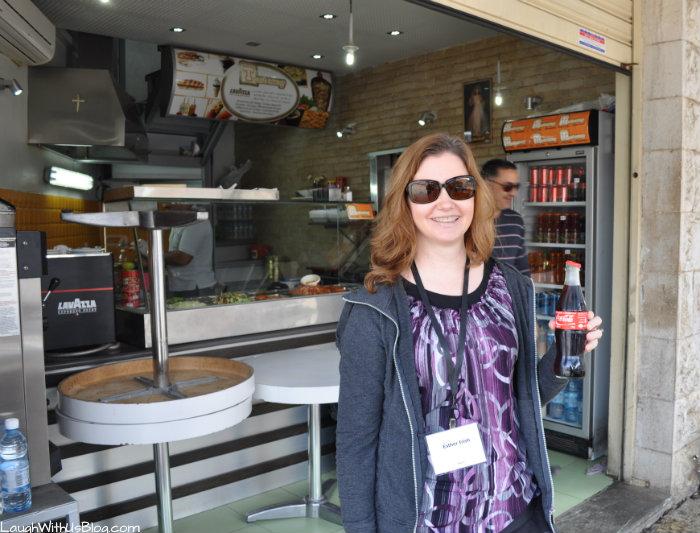 First Coke in Israel #IsramIsrael