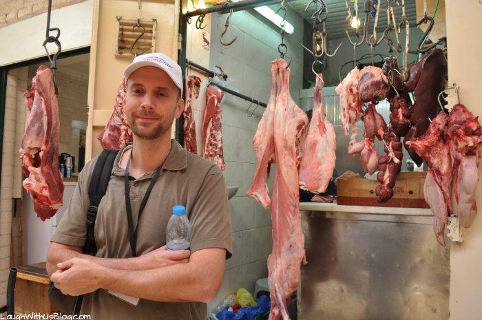 Meath Nazereth market #IsramIsrael