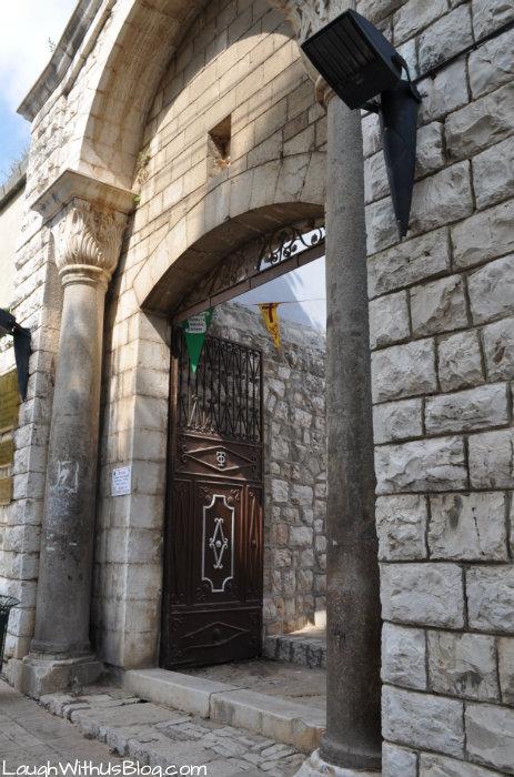 Nazareth architecture #IsramIsrael