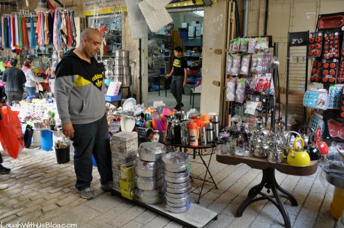 Nazereth market #IsramIsrael