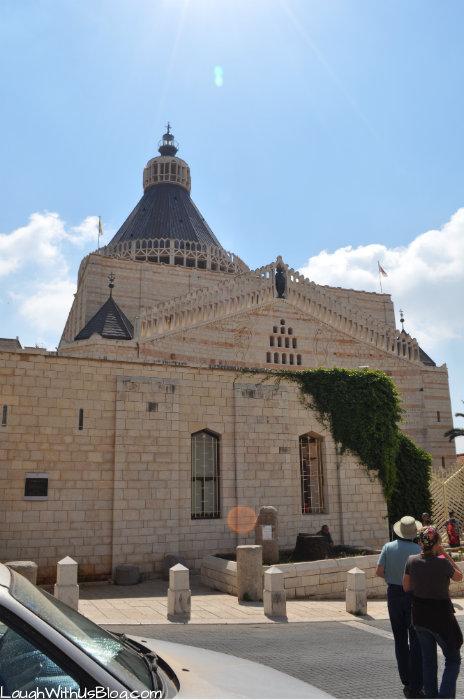 Basilica of the Annunciation Catholic Nazareth
