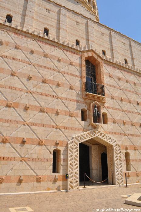 Basilica of the Annunciation Nazereth #IsramIsrael