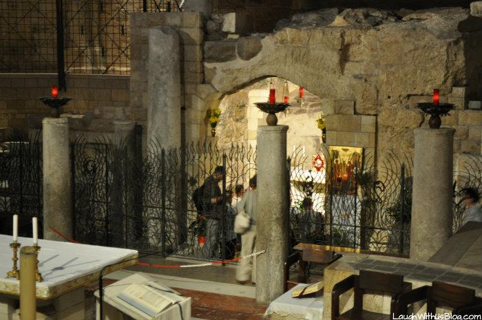 Basilica of the annunciation Nazereth