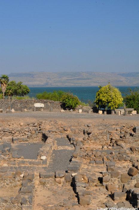 Capernaum on the Sea of Galilee