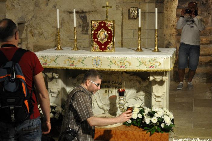 Catholic Church of the Annunciation Nazereth