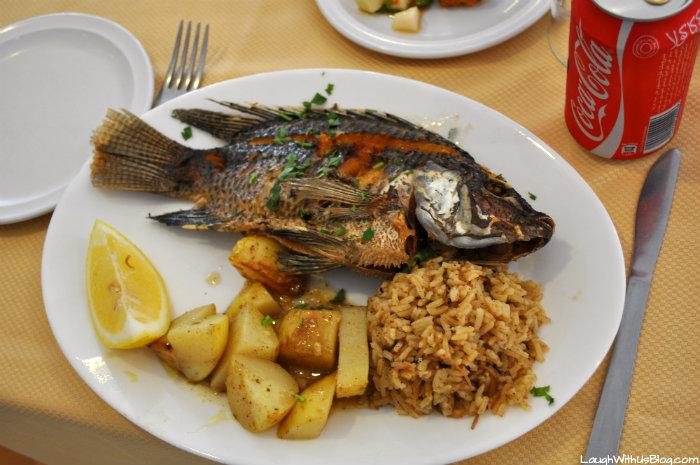 St Peter's Fish Migdal Restaurant