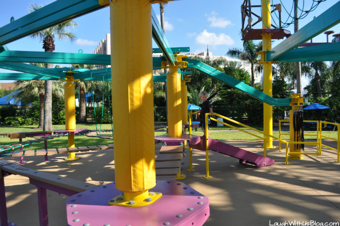Toddler Ropes Course Moody Gardens #ad