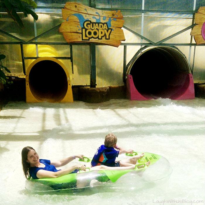 Waterpark fun Schlitterbahn Galveston #ad #bahnlove