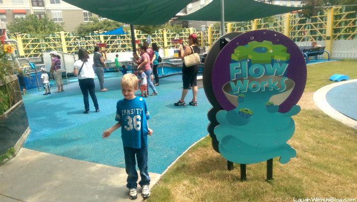 Houston Children's Museum Flow Works