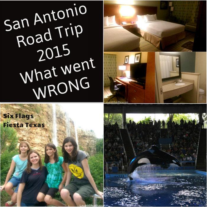 Road Trip Mishaps
